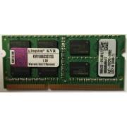 barrette mémoire KVR1066D3S7/2G