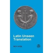 Latin Unseen Translation by R. Hyde