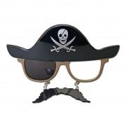 Pirate Fancy Dress Glasses