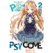 Psycome: Murder Princess and the Summer Death Camp Vol. 2 by Mizuki Mizushiro