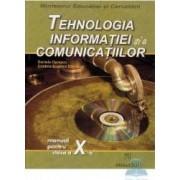 Tehnologia Informatiei si a Comunicatiilor Cls 10 - Daniela Oprescu