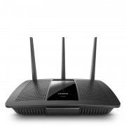 ROUTER, Linksys EA7500, Wireless-N, AC1900 Dual-Band, Gigabit, 2.4+5.0 GHz, USB 3.0 + USB 2.0, MU-MIMO