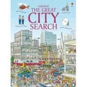 Great City Search by Rosie Heywood