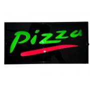 Reklamná LED tabuľa PIZZA