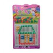 Intelligence Bricks Kids Play School Toy Improves the Thinking and Many Skills