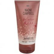 Naomi Campbell Winter Kiss gel de duche para mulheres 150 ml