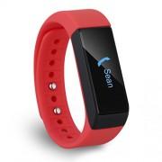 Diggro I5 Plus Oled Pulsera Smart Bluetooth (Pantalla Táctil, Podómetro, Seguimiento de Caloríaas, Sleep Monitor) para Android IOS