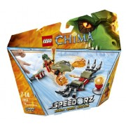 Lego Flaming Claws, Multi Color