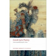 Greek Lyric Poetry by M. L. West