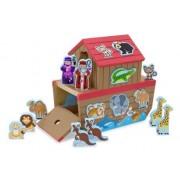 Melissa & Doug - 13786 - Loisir Créatif - Noah's Ark Shape Sorter