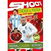Shoot Sticker & Poster Activity Annual 2014 by Pedigree Books
