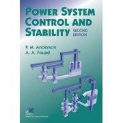 Power System Control and Stability by Paul M. Anderson