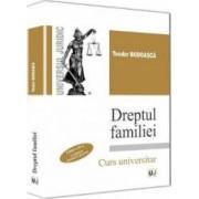 Dreptul familiei. Curs universitar - Teodor Bodoasca