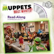 Muppets Most Wanted Read-Along Storybook and CD by Calliope Glass