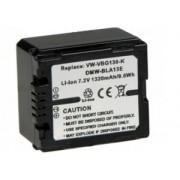 Bateria Panasonic VW-VBG070 1320mAh 9.5Wh Li-Ion 7.2V z CHIPEM