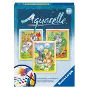 Ravensburger - 29319 3 - Aquarelle Midi - Coniglietti
