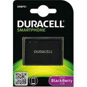 Duracell DRBFS1 Batteria di Ricambio per BlackBerry F-S1