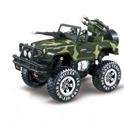 JJX-TECH 1 10 Remote Control Car 4WD Shaft Drive Truck Large Four-wheel Drive Remote Super Off-road racing Toy Radio Controlled rc Chargeable Off-road Rock Crawler MYX-301 Vehicle Camouflage