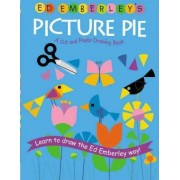 Ed Emberley's Picture Pie by Ed Emberley