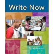 Write Now by Daniel Anderson