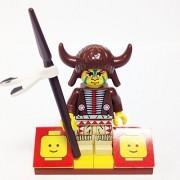 MinifigurePacks: Lego Western - Indians Bundle (1) MEDICINE MAN (1) FIGURE DISPLAY BASE (1) FIGURE ACCESSORY