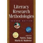 Literacy Research Methodologies by Nell K. Duke