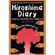 Hiroshima Diary by Michihiko Hachiya