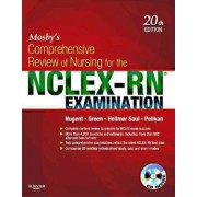 Mosby's Comprehensive Review of Nursing for the NCLEX-RN Examination by Patricia M. Nugent
