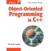 Object Oriented Programming in C++ by Nicolai M. Josuttis