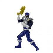 """Power Rangers Dino carica 12,5 centimetri di azionamento """"Blue Ranger"""" figura di azione"""