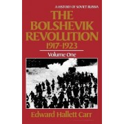 The Bolshevik Revolution, 1917-1923: Volume 1 by Edward Hallett Carr