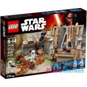 LEGO STAR WARS Csata Takodanán 75139