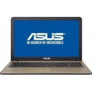 Laptop Asus X540LA-XX636D i3-5005U 128GB 4GB HD Maro Bonus Geanta Laptop Spacer Kool