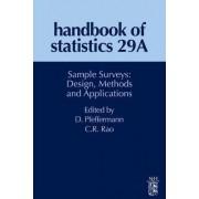 Sample Surveys: Design, Methods and Applications: No.29 by Danny Pfeffermann