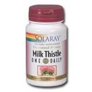 Milk Thistle (Cardo Mariano) 30 cápsulas de Solaray