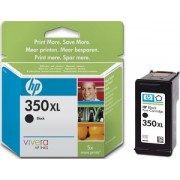 HP Cartus inkjet original, negru, capacitate mare hp 350xl (cb336ee)