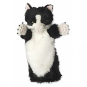 Papusa de mana stil manusa Pisica - The Puppet Company