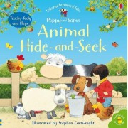 Touchy-Feely Farmyard Tales Animal Hide-and-Seek by Stephen Cartwright