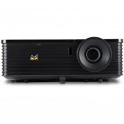 ViewSonic XGA DLP Projector - 3500 ANSI Lumens, 1024 X 768, 4:3 Native, 15000:1, HDMI, VGA, 3D Blu-ray Ready (PJD6345)