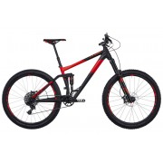 "Cube Stereo 160 HPA Race 27.5 Mountain bike Full Suspension rosso/nero 16"" / 40,6 cm (27.5"") Mountain bike Full Suspension"