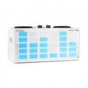 Sistem de boxe iDance Energie XD3 parte Fader Mixer Bluetooth USB AUX MP3 alb (JP-Energy-XD-3-white)