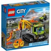 City - Vulkaan Crawler 60122