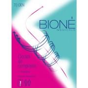 Ciorap compresiv 3/4 terapeutici BIONE clasa III 20-26 mm Hg