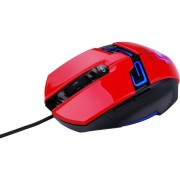 Mouse Newmen Optical Gaming N6000 Red