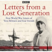 Letters from a Lost Generation by Mark Bostridge