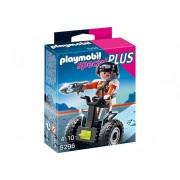 Топ агент с високоскоростна кола Playmobil 5296