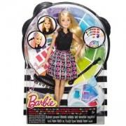 Комплект на Барби - Фризьорски салон миксиране на цветовете - Barbie, 171077