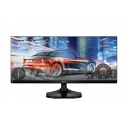 "Monitor IPS, LG 25"", 25UM58-P, LED, 14ms, 5Mln:1, Mega DFC, HDMI/DP, 21:9, 2560x1080"