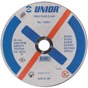 Disc de taiere pentru otel - 1200/1 - UNIOR - 230 - 3
