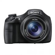 "Sony Cyber-SHOT DSC-HX300 - Cámara compacta de 20.4 MP (pantalla de 3"", zoom óptico 50x, estabilizador óptico), negro"